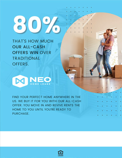 Win Your Home 80% of the Time